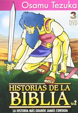 Historias de la biblia #2 DVD