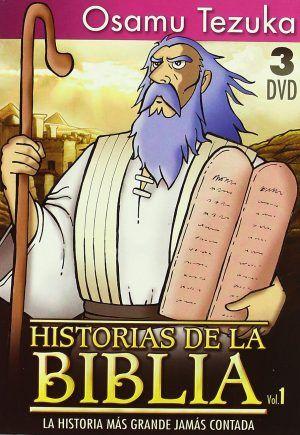 Historias de la biblia #1 DVD