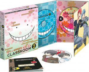Assassination Classroom Temporada 2 – Edición coleccionista #2 BD