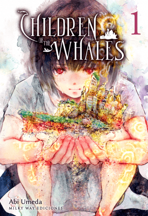 Children of the Whales #1