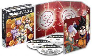 Dragon Ball Z Las Películas Box 2 Blu-Ray Edición Coleccionista