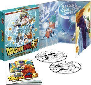 Dragon Ball Super. Box 2. La Saga De La Resurreción de F. Episodios 15 a 27 Edición Blu-Ray Coleccionista