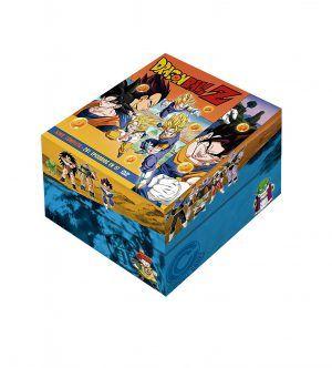 Dragon Ball Z Serie Completa Box. Edición DVD Coleccionista