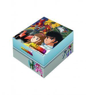 Mazinger Z Serie Completa Box. Edición DVD Coleccionista