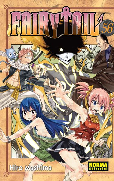 fairy tail 56