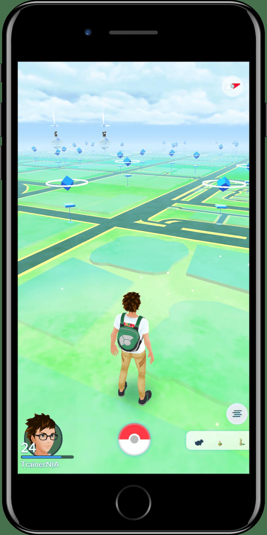 Clima niebla pokemon go