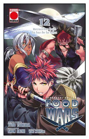Food Wars: Shokugeki no Soma #12