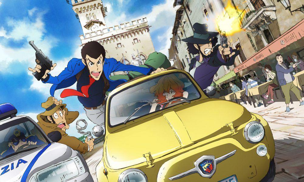 Anunciado un nuevo especial animado de Lupin III