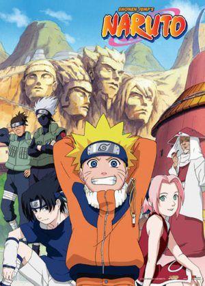 Naruto Box 1 DVD