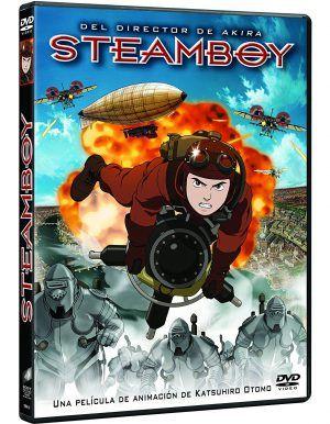 Steamboy – Edición 2017 DVD