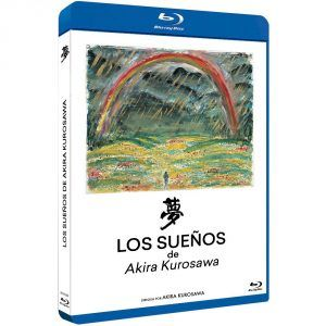 Los Sueños de Akira Kurosawa BD
