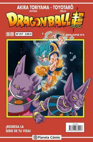 Dragon Ball Super – Edición roja #217