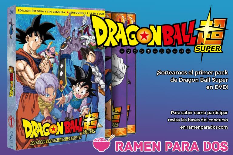 Concurso Dragon Ball Super