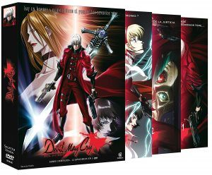 Devil May Cry Ed. Integral DVD