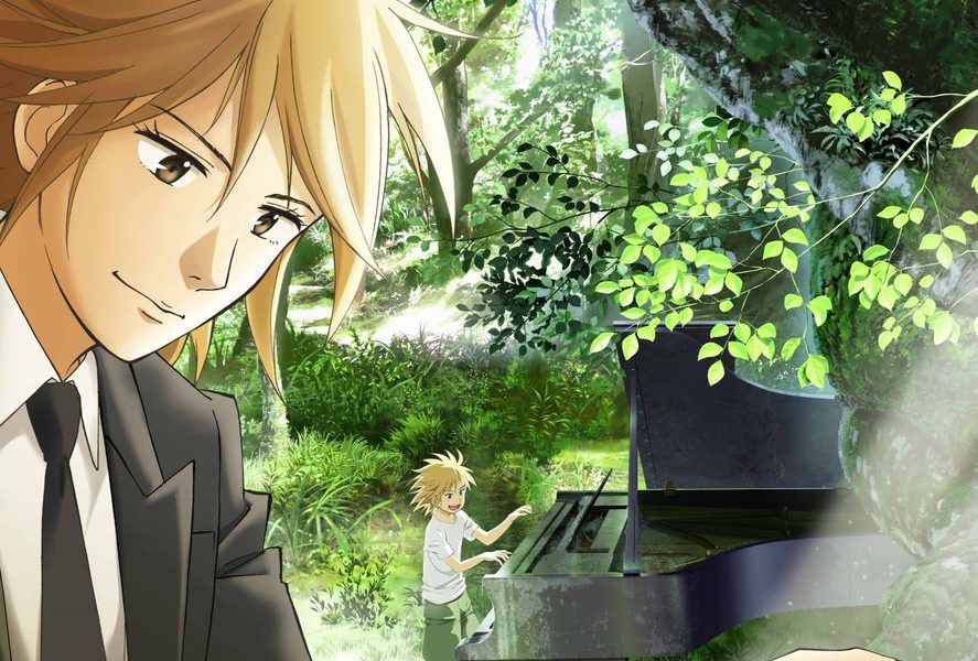 Resultado de imagen de Piano no Mori