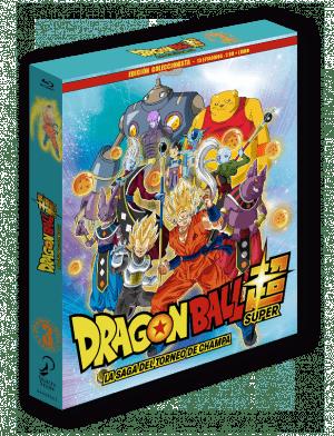 Dragon Ball Super Box 3 – Edición coleccionista BD