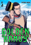 Golden Kamuy #5
