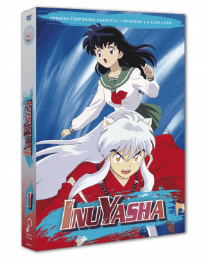 InuYasha Box 1 DVD