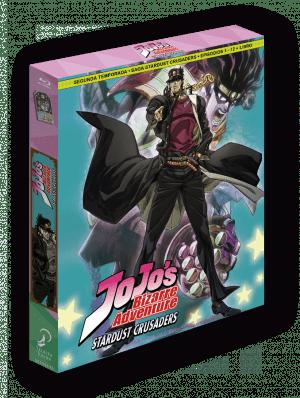 Jojo´s Bizarre Adventure: Stardust Crusaders Temporada 2 Parte 1 – Edición coleccionista BD