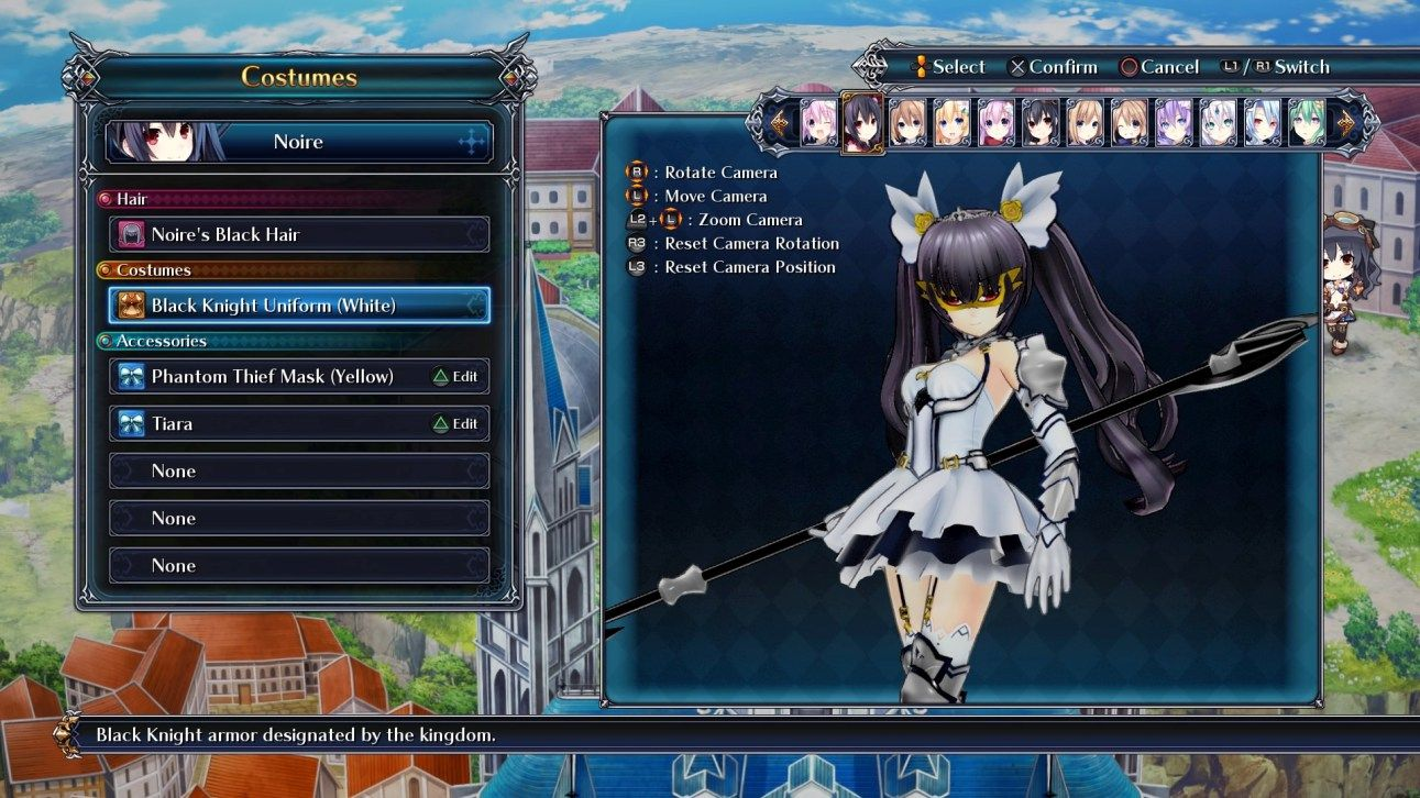 Cyberdimension Neptunia: 4 Goddesses Online_20170802151514