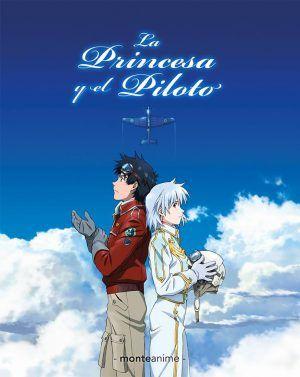 La princesa y el piloto BD