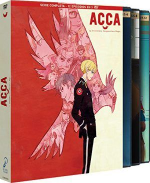 ACCA: 13-Territory Inspection Dept. DVD