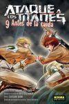 Ataque a los titanes: Antes de la caída #9