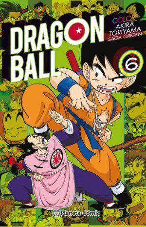 Dragon Ball Color – Origen #6