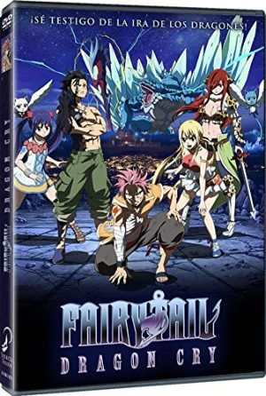 Fairy Tail: Dragon Cry DVD