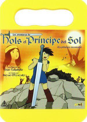 Las aventuras de Hols, el príncipe del Sol (Kid box) DVD