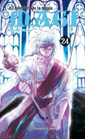 Magi, El laberinto de la magia #24