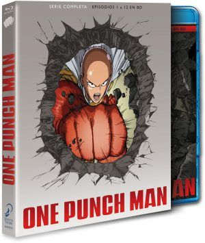 One Punch Man – Temporada 1 Completa + BSO BD