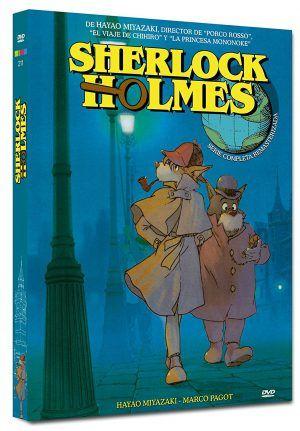 Sherlock Holmes (Nueva edición) DVD