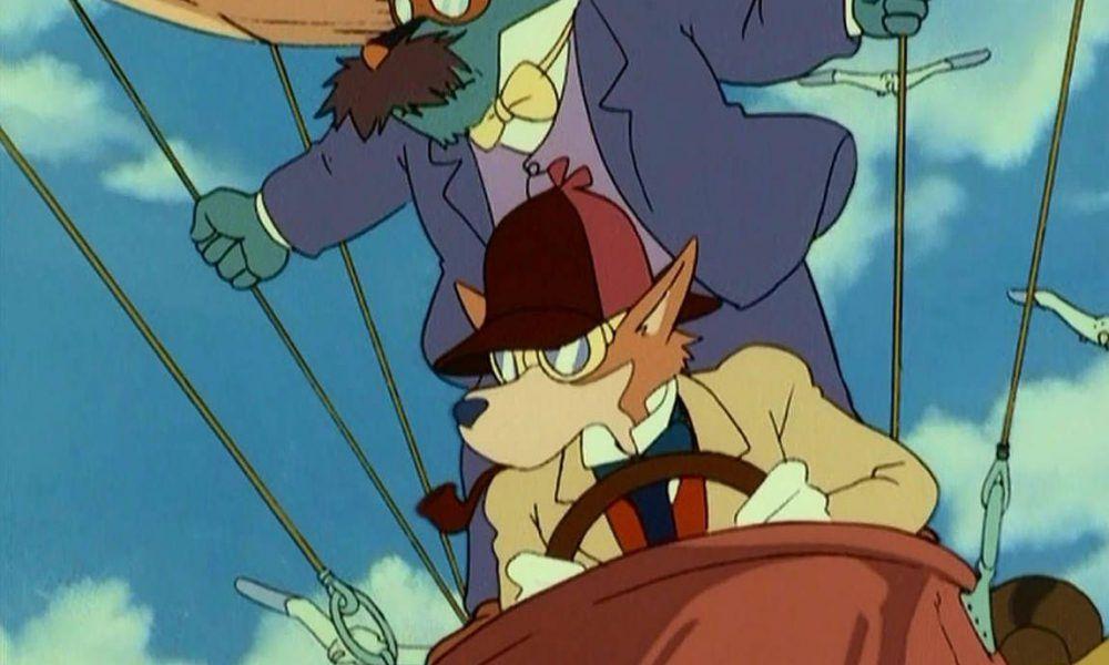 El anime Sherlock Holmes de Hayao Miyazaki regresará en marzo - Ramen Para Dos