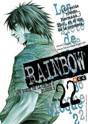 Rainbow, los siete de la celda 6 bloque 2 #22
