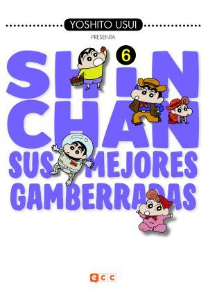 Shin Chan: Sus mejores gamberradas #6