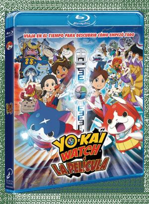 Yo-Kai Watch: La Película BD