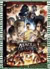 Ataque a los Titanes Temporada 2 DVD