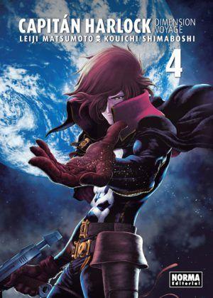 Capitan Harlock Dimension Voyage #4