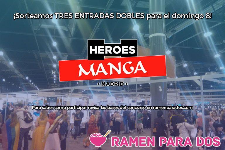Concurso Heroes Manga