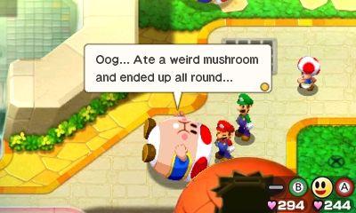 Nuevo Remake De Mario Luigi Para Nintendo 3ds En 2019 Ramen Para Dos