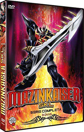Mazinkaizer SKL DVD