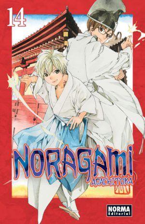 Noragami #14
