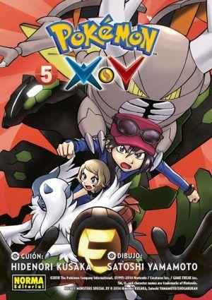 Pokémon XY #5