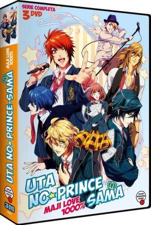 Uta no Prince-sama – Maji Love 1000% DVD