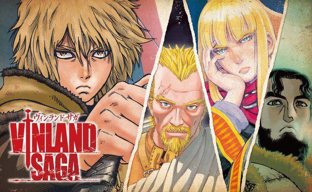 JAPANIMATION - Página 3 Vinland-Saga-anuncio-anime