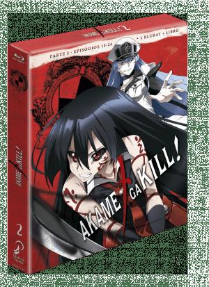 Akame ga Kill Temporada 2 – Edición coleccionista BD