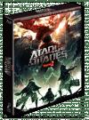 Ataque a los Titanes Temporada 2- Edición Coleccionista BD