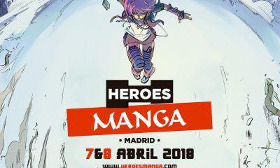 cartel heroes manga 2018
