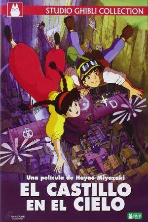 El castillo en el cielo DVD